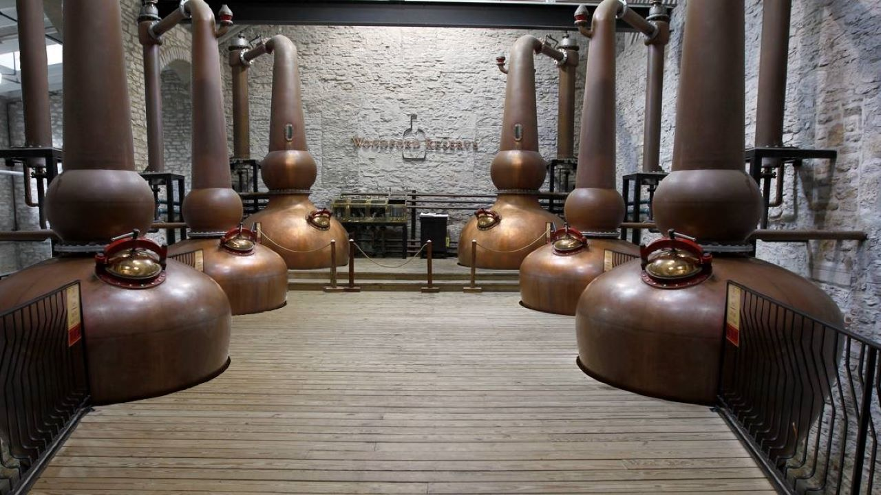 The distillery expansion will include three new pot stills and additional fermentation tanks. Credit: Business Wire.