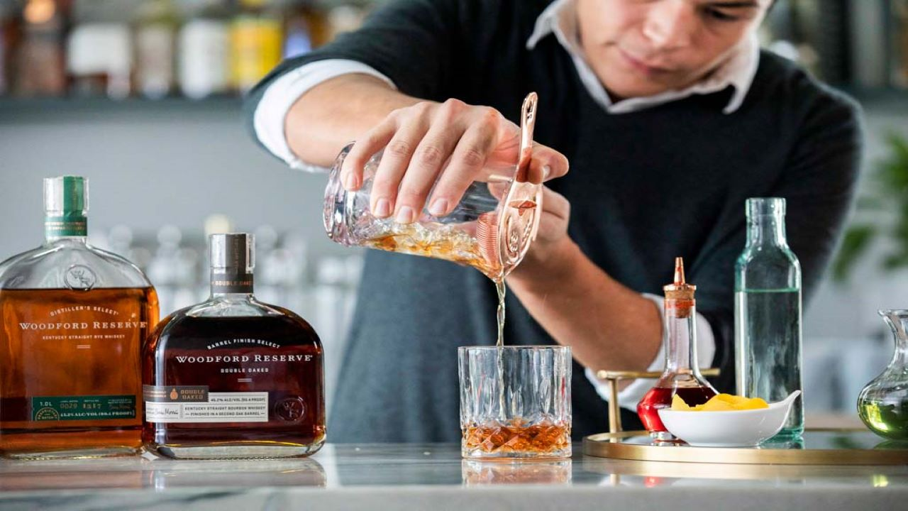 The Woodford Reserve Bourbon, Kentucky Derby® was released in March 2021. Credit: Woodford Reserve.