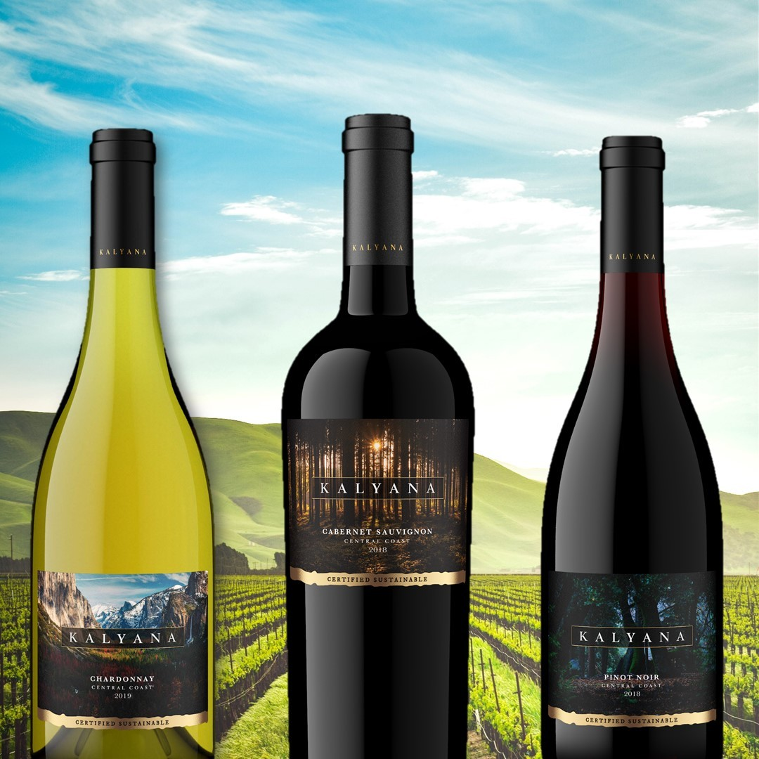 Albertsons Kalyana wines