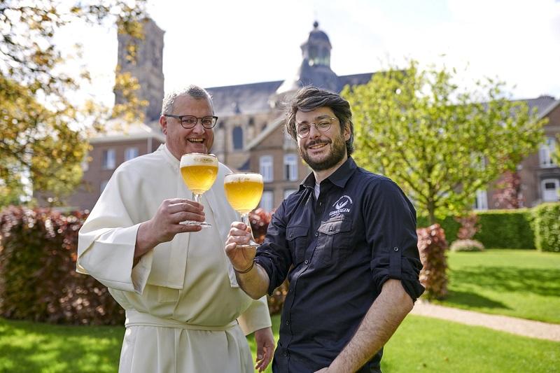 Grimbergen Abbey Brewery; Belgium