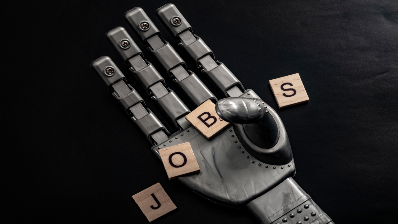 Impact of technology and automation on human jobs