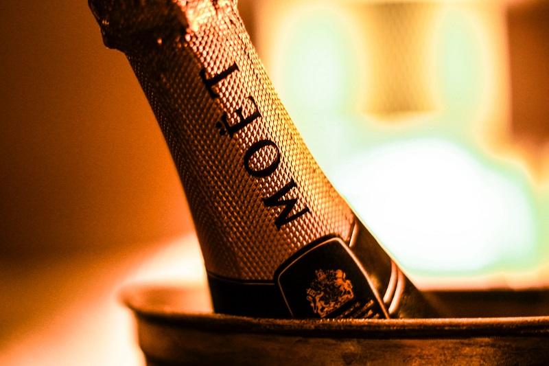 Moët Hennessy; champagne