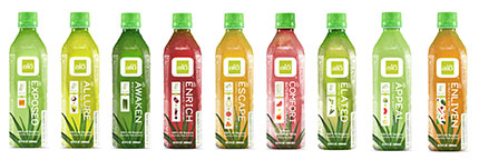 Aloe appeal : the rise of aloe vera soft drinks