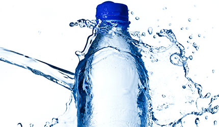 Bottling it: why bottled water is booming